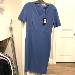 DKNY blue dress NWT never worn